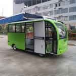 Best Metal Mobile Vending Cart / Mobile Bakery Cart Rust Resistant High Security wholesale