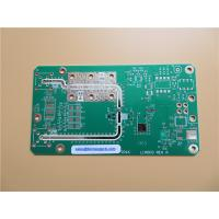 China 4 Layer Hybrid PCB on 12 mil RO4003C 12 mil And 10 mil FR4 With Immersion Gold on sale