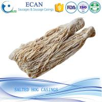 China Super Quality 36/38 Caliber and Fresh Natural Salted Hog Casings in Hot Sale on sale