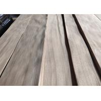 Best Quarter Cut Fresh Ash Wood Veneer For Plywood AAA Grade 1200mm-2800mm Length wholesale