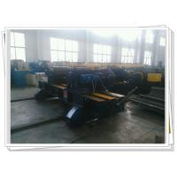 Best Taper Shape Weldment Used Conventional Welding Rotator With Dual PU Roller wholesale