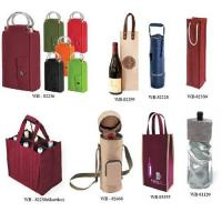 China Wine Bottle Carry Bag on sale