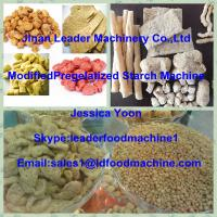 Best High productively Automatic Contex Vegetarian Soya Meat Processing line wholesale