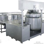 Best 30L Cosmetic Vacuum Emulsifying Mixer With Vacuum Pump , Emulsifying Blender wholesale