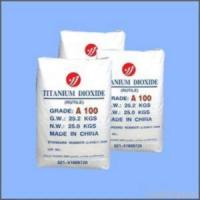 China Titanium Dioxide Anatase A100 on sale