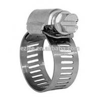 Best Stainless Steel American Type Hose Clamp wholesale