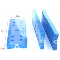 Best Health Large Thin Reusable Freezer Gel Ice Packs For Coolers Seafood Transportion wholesale