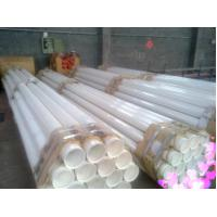 Best Hot Rolled PVC Coating Pipes Internal And External Plastic Coating Anti Corrosion Steel Pipes A53 - A369 wholesale