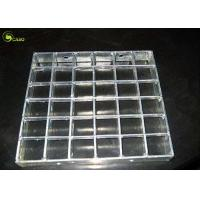 China Galvanised Building Materials Bar Grating Stair Treads Weight Per Square Meter on sale