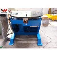 Best 3T welding turning table / Standard Hydraulic Pipe Welding Positioners / rotary welding table wholesale