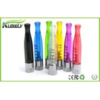 China Huge Vapor GS-H2 E-Cigarette Atomizers 2.5ohm Pink Clearomizer , No Dry Heating on sale