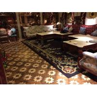 Cheap Bespoke High-end Good Quality Wood Parquet Flooring for sale