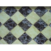 Best Anti UV Interlocking Decorative PVC Wall Panels Artificial Stone Marble wholesale