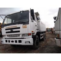 China 2005 used dump truck for sale 5000 hours made in Japan capacity 30T Isuzu UD Nissasn Mitsubishi dumper on sale