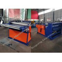 Cheap Simple Slitting Cut To Length Line Machine Frequency Speed Control For Sheet Metal for sale