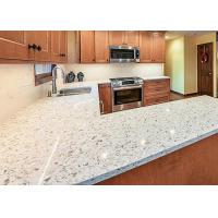 China Grey Stripe Natural Granite Countertops For Kitchen , Acid - Resistant on sale