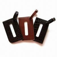 Best Luggage Tags with Personal Decorations and Nominal Quotation, Made of Plastic wholesale