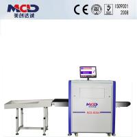 Buy cheap Conveyor Parcel X Ray Security Inspection Equipment For Railway Station / Airport product