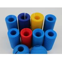 Best Silicone Rubber Foam Handle Grips / Foam Bike Handlebar Grips Strong Wear Resistance wholesale