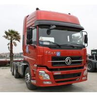 China Economical Tractor Trailer Truck RHD 6x4 Trailer Head Truck With Euro Ⅲ Engine on sale