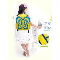 China Eco-Friendly School Bag For Preschool , Big Student Backpacks Shockproof wholesale