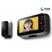 3.5ch HD 720p video doorbell iwth sound-controlled recording and photograph(CY-101)