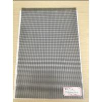 Best 500D X 500D 9x13 Reinforced PVC Coated Polyester Mesh Black Mesh for Outdoor Fence wholesale