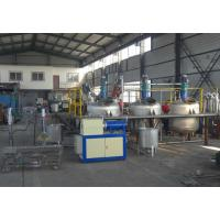China Chemical Industry project Water Based paint Complete Production Line on sale