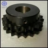 China DOUBLE STRAND ROLLER CHAIN SPROCKET, D120B22, 2-1/2 BORE, 11.33 OD on sale
