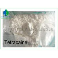 China 99% Purity Tetracaine Powder for Natural Pain Killers CAS 94-24-6 on sale