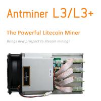 Best Bitcoin Device Bitmain Antminer L3+ (600Mh) Mining Scrypt Algorithm DGB Coin 850W Power Psu wholesale