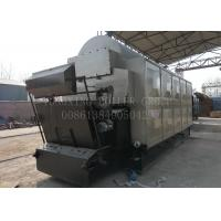 Best Horizontal Chain Grate Coal Fired Steam Boiler Low Fuel Consuming SGS Approved wholesale