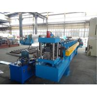 Best Cold Roll C Purlin Forming Machine for upright structure with 2 holes wholesale