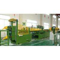 China Silicon steel cut to length line for transformer lamination manufacturing on sale