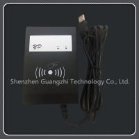 China Industrial Rfid Card Reader Usb Interface , Writable Contactless Rfid Reader on sale