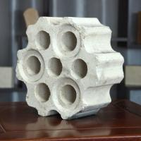 Buy cheap high alumina refractory checker brick for insulation used in hot blast stove product