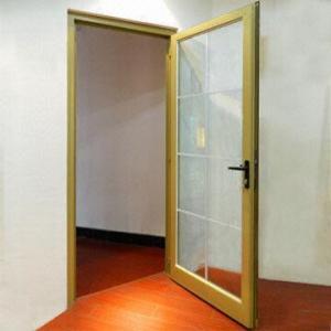 Best Popular French Door, Made of Aluminum Alloy 6063-T5 wholesale