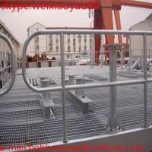 China Metal grats for decks/web stainless steel grates/steel grats material/industrial floor grates/metal bar grating on sale