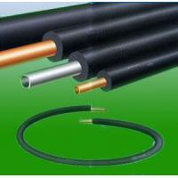 China Closed Cell Rubber Insulation Pipe on sale