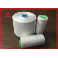 Buy cheap Less Broken Ends Polyester Spun Yarn for Sewing Threads , 100% Polyester Yarn product