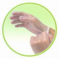 Best Disposable Vinyl Examination Gloves, Comply with FDA and EN455 Standards wholesale