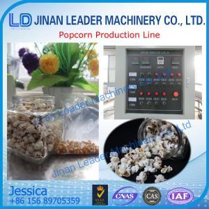 Best Jinan Leader Popcorn production line wholesale