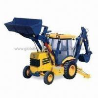 Best Backhoe Loader with Cummins B4.5 Engine, Bucket Capacity of 0.8 to 1.2m wholesale