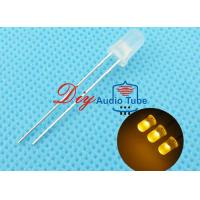 Best 2 Pin Base Type Yellow LED Diode Sanan LED Chip For Electrical Appliances wholesale