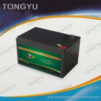 Best Urban Lighting Li ion 12V LiFePO4 Battery 10Ah High Discharge Rate wholesale
