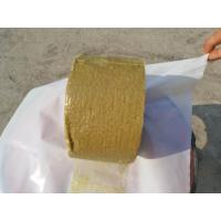 Buy cheap PETROLEUM GREASE ANTI CORROSIVE TAPE AWWA C 217 STANDARD WRAPPING TAPE from wholesalers