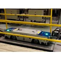 Best Easy Maintaining Omni Directional Tunnel AGV Material Handling 300kg Loading wholesale