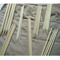 Best Made to order Double Point Knitting Bamboo Needles , china manufacturer with good quality wholesale