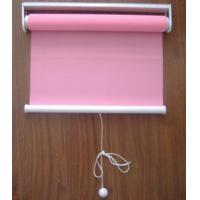 China Spring Manual Fabric Roller Blind Inside / Outside UV-resistant on sale