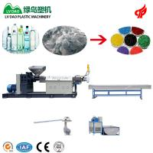 Best LDC-SJP-120 Plastic Bottle Recycling Machine / Water Bottle Recycling Machine wholesale